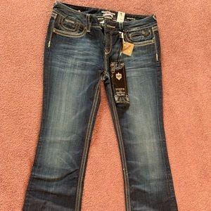 NWT Express Bedrock Jeans